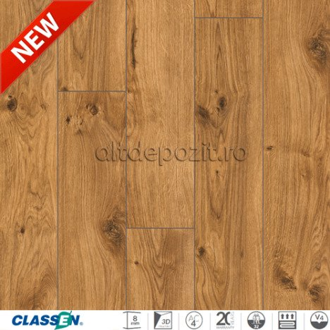 Parchet Laminat Stejar Clifton 47119 8MM